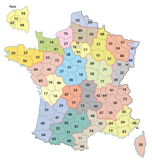 carte-des-101-departements