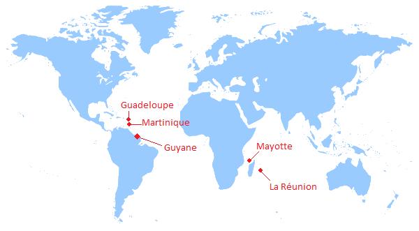 Liste des régions françaises | ckoideja